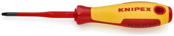 Отвертка KNIPEX KN-982501SLS (тонкая) PlusMinus Pozidriv® 187 mm