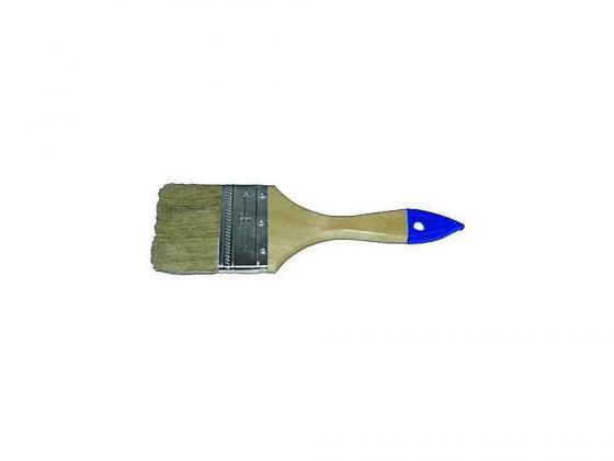 Кисть флейцевая Fit Эконом натуральная щетина деревянная ручка 25мм 01003