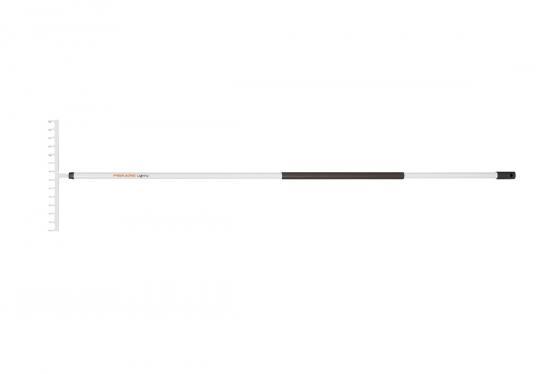 Грабли FISKARS 135523 облегченные универсальные 14зубьями алюминевый черенок 1570х360мм 680гр стал куртка strellson черный