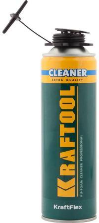 Очиститель монтажной пены Kraftool Kraftflex Premium Cleaner 500мл 41189_z01