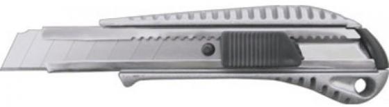 Нож FIT 10250 технический 18мм усиленный металлич.корпус