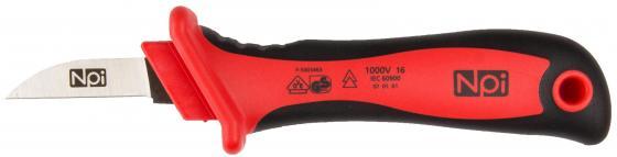 Нож NPI 10552 прямой электрозащищенный 1000В монтерский