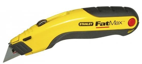 Нож STANLEY Fatmax 0-10-778 с выдвижным лезвием нож stanley fatmax xtreme с выдвижным лезвием