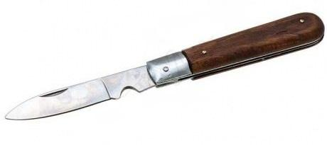 Нож электрика FIT 10521 9мм ножницы электрика fit 180 мм