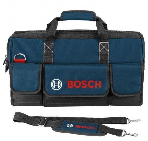 Сумка для инструментов BOSCH (1 600 A00 3BK) большая насадка bosch gwa fc2 1 600 a00 1sk