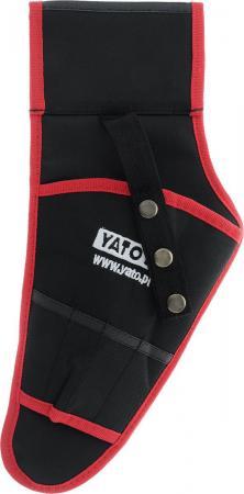 Сумка YATO YT-7414 кобура для аккумуляторной дрели рулетка yato yt 7131