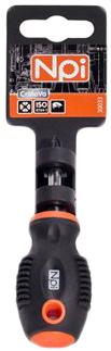 Отвертка NPI 30023 PH 2x38мм CrMo крестовая
