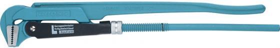 Ключ трубный рычажный GROSS 15605 №3 2 цельнокованный CrV, тип - L