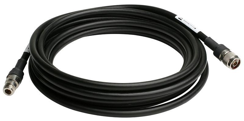 Удлинитель антенны D-Link ANT24-CB06N/B1A Удлинитель для антенны длиной 6 м с разъемами N Plug / N Jack