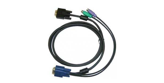 Набор кабелей D-LINK DKVM-IPCB5 Набор кабелей для DKVM-IP1/IP8, 5m