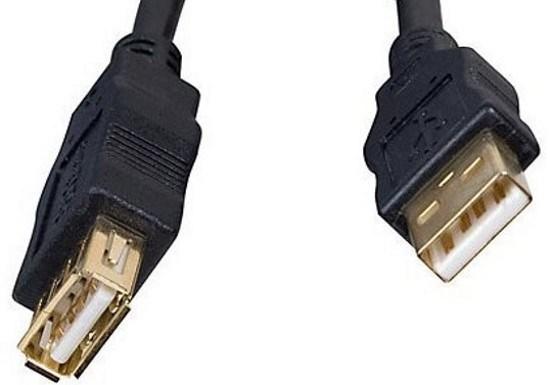 Кабель удлинитель USB 2.0 AM/AF 3.0м Gembird PRO CCP-USB2-AMAF-10 черный, пакет кабель удлинитель usb2 0 amaf 5 0 метров greenconnect активный [gc uec5m2]