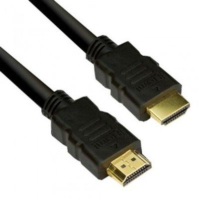 Кабель HDMI 19M/19M 20m ver:1.4 Telecom [VHD6020D-TC-20MC] позолоченные контакты, 2 фильтра, Carton Pack кабель vcom hdmi 19m m угловой коннектор 5м 1 4v позолоченные контакты