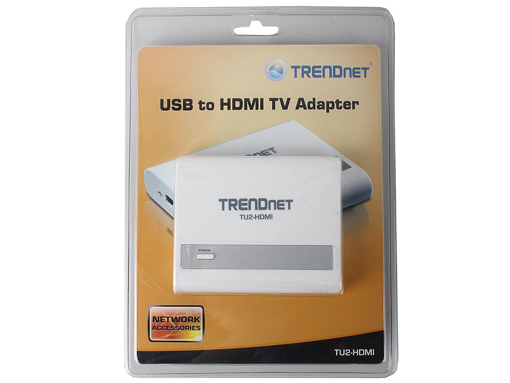 Адаптер Trendnet TU2-HDMI-HDMI адаптер с интерфейсом USB от OLDI