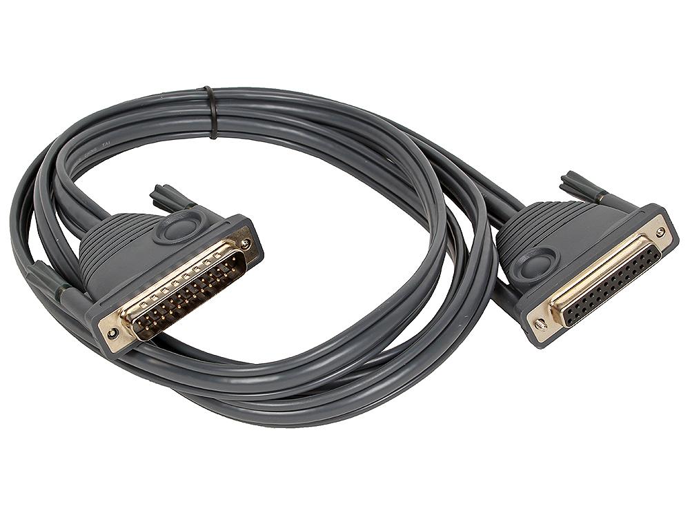 Кабель ATEN KVM Cable 2L-1701 Кабель для каскадирования DB25(M)-DB25(F), 1,8м avid db25 xlr m f aes ebu 12