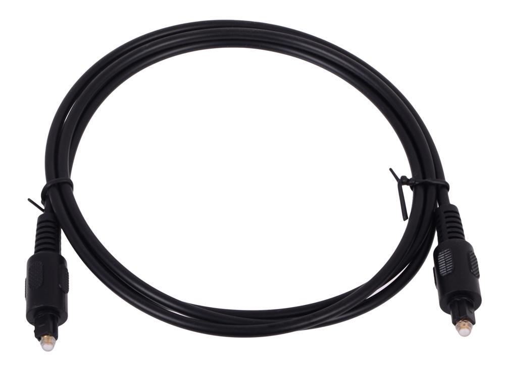 Оптический кабель ODT (Toslink)-M -- ) ODT (Toslink)-M ,1,5m, Telecom (TOC2020-1.5M) m