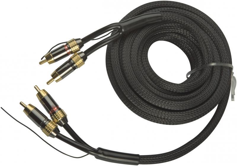 Акустический кабель Kicx RCA-05