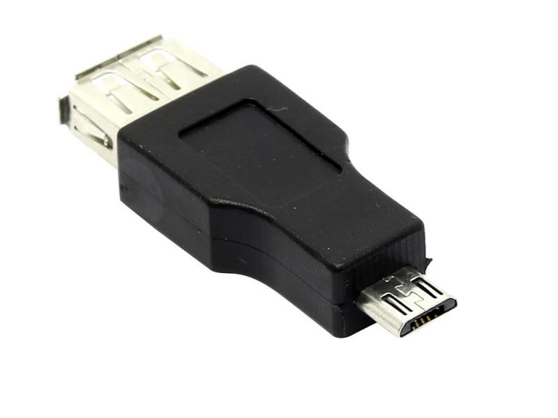 Переходник USB-microUSB 5bites UA-AF-MICRO5