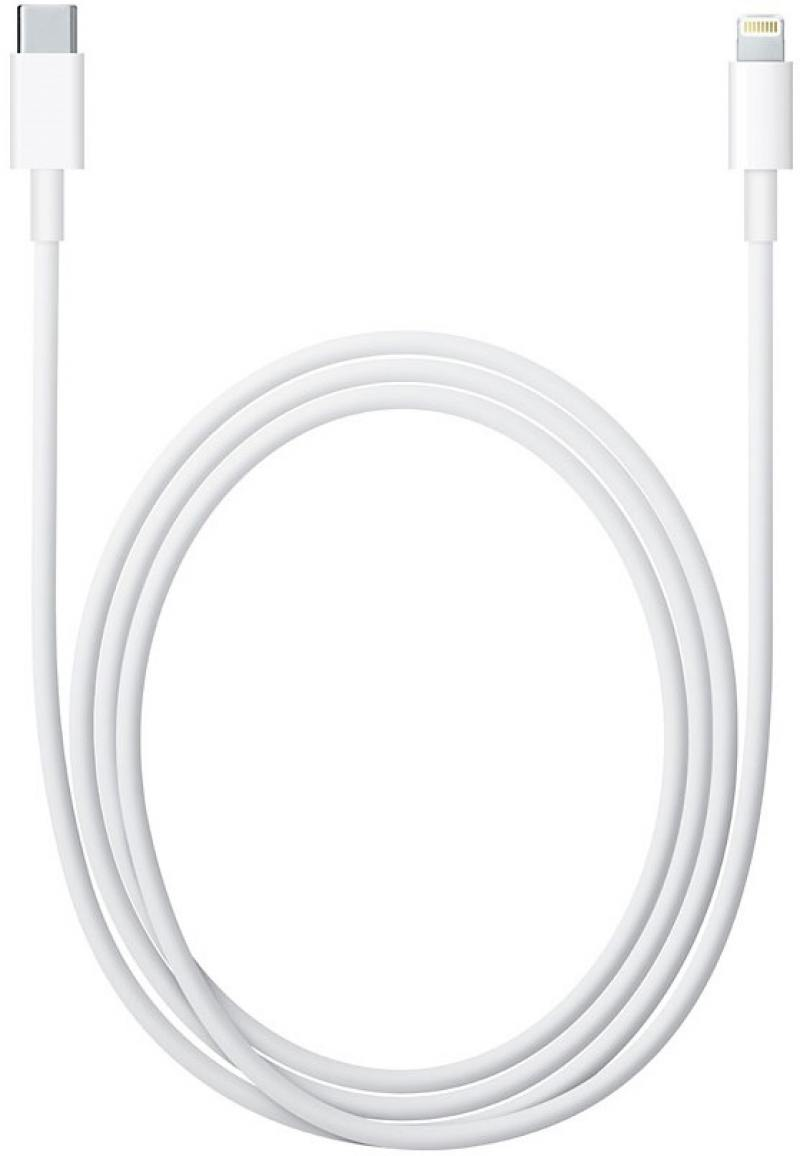 Переходник Apple Lightning to USB-C Cable (2m) MKQ42ZM/A rombica digital ig 02 usb apple lightning mfi white кабель 0 35 м