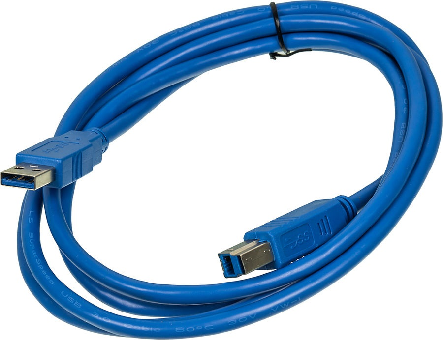 Кабель USB 3.0 AM-BM 1.8м Buro USB3.0-AM/BM 817271