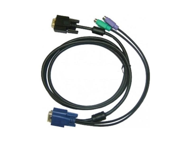 Кабель D-LINK DKVM-IPCB5/10 для DKVM-IP1/IP8 5m цена