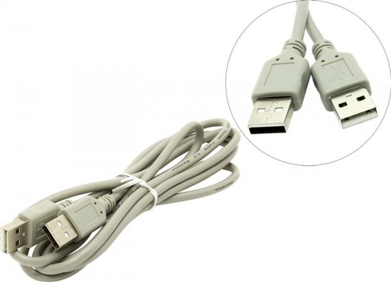Кабель соединительный USB 2.0 AM-AM 1.8м 5bites UC5009-018C