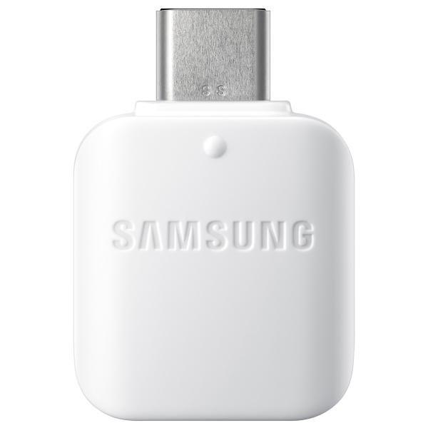 Адаптер Samsung OTG USB Type-C - USB белый EE-UN930BWRGRU