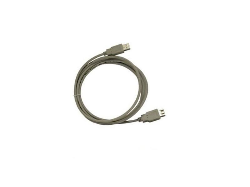 Кабель удлинительный USB 2.0 AM-AF 0.75м Buro USB2.0-AM-AF-0,75M кабель удлинительный usb 2 0 am af rj45fx2 по витой паре gembird uae 30m