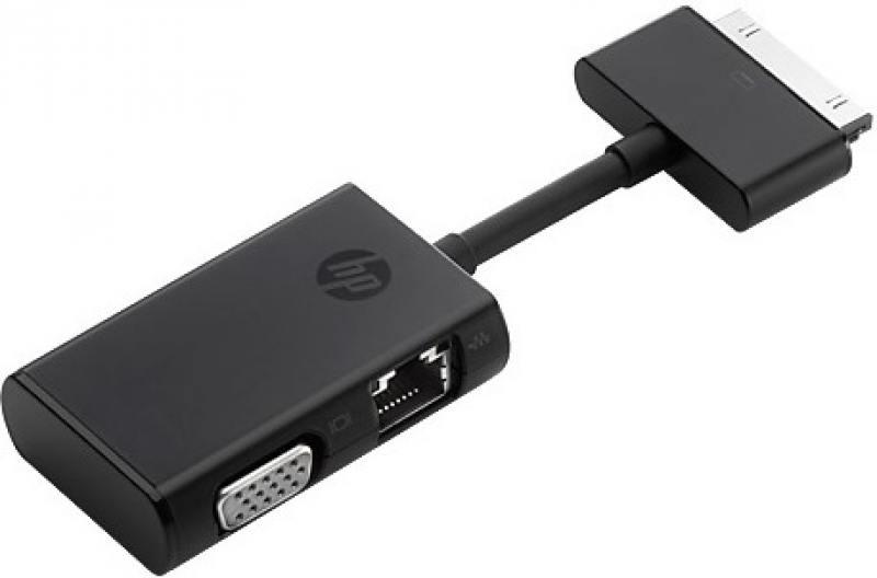 Переходник RJ-45 - VGA для ноутбука EliteBook Folio 1040 G1 HP G7U78AA laptop battery for hp bl06xl hstnn db5d 722297 001 722236 171 elitebook folio 1040 g1