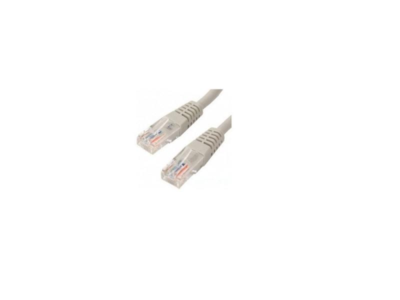 Картинка для Патч-корд UTP 5е категории Telecom 15м литой серый NA102 6242755357402