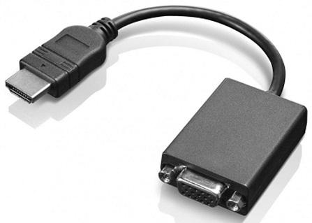 Адаптер Lenovo HDMI - VGA 0B47069