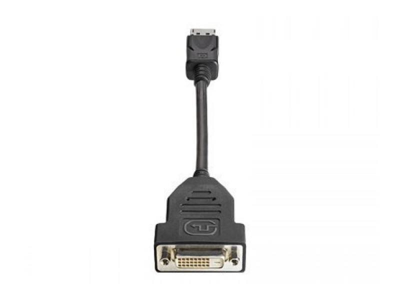 Переходник DisplayPort to DVI-D HP FH973AA