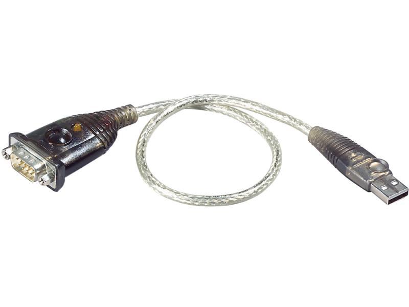 Кабель-переходник USB AM-COM RS232 DB 9 ATEN UC232A-В от OLDI