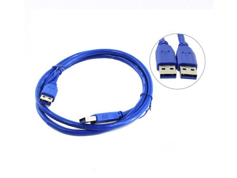 Кабель соединительный USB 3.0 AM-AM 1.0м 5bites UC3009-010 аксессуар 5bites usb am bm 1 8m uc5010 018c