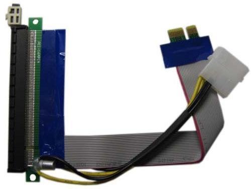 Переходник PCI-E X1-X16 Espada EPCIEX1-X16rc 39005 автосканер espada obd2 elm 327 wst