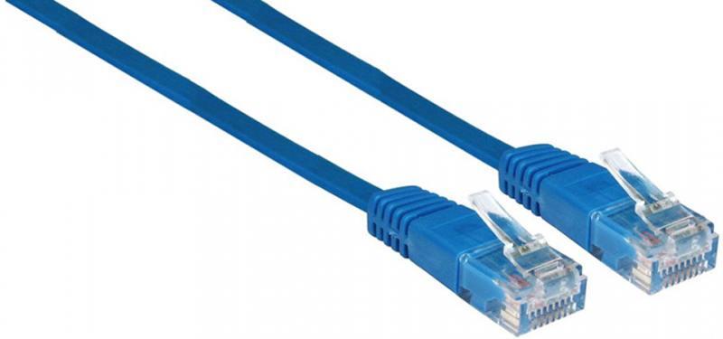 Картинка для Патч-корд UTP 5e категории 1.5м Exegate EX241493RUS синий