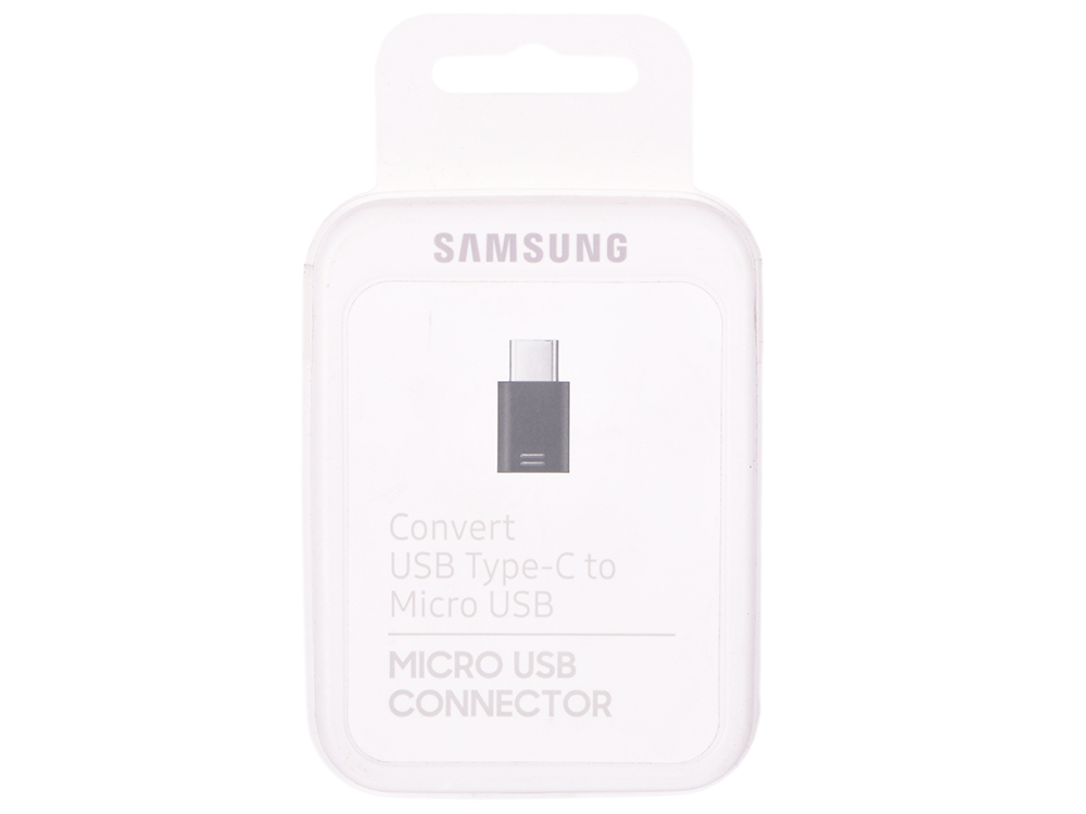 Адаптер Samsung USB-USB Type-C черный EE-GN930BBRGRU адаптер smartbuy type c to usb a 3 0 черный
