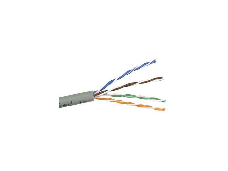 Кабель Telecom UTP 4 пары категория 5e CU 305м серый UTP4-TC1000C5EM-CU-IS at91sam9260b cu