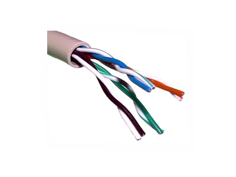 Кабель Proconnect UTP кат 5e 4 пары 24AWG 305м неэкранированный 01-0052 аксессуар proconnect sat 50m 50m white 01 2401 4 50 кабель