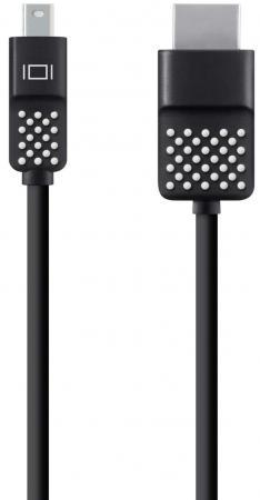 Кабель Belkin Mini DisplayPort - HDMI F2CD080bt06 кабель belkin mini displayport hdmi f2cd080bt06