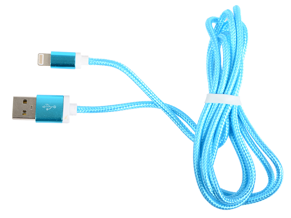 Кабель Lightning 8pin-USB Ritm...