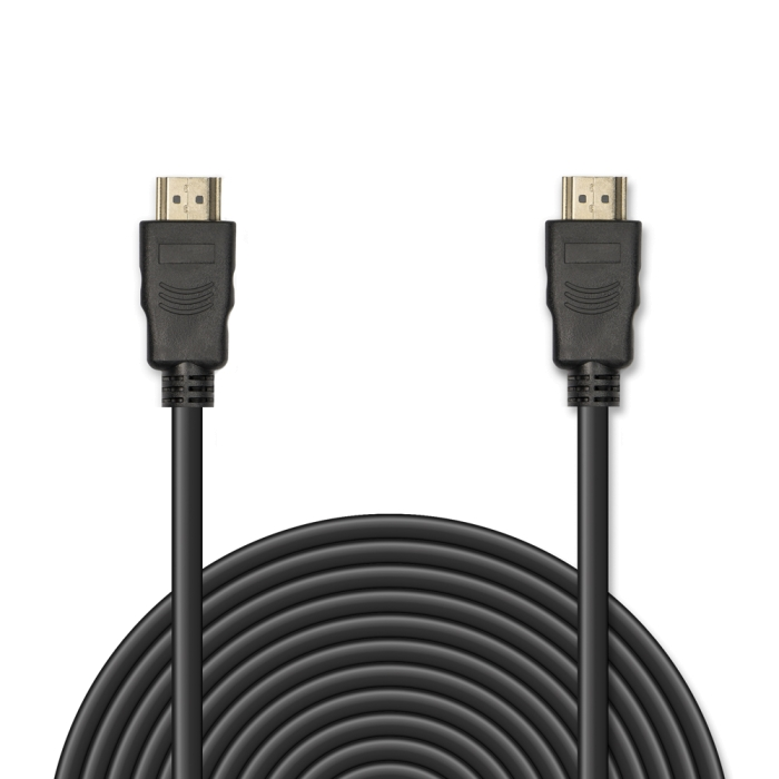 Цифровой кабель HDMI-HDMI JA-HD8 5 м (версия 1.4 с 3D Ready, Full HD 1080p/Ethernet, 19 pin, 28 AWG, CCS, коннекторы HDMI с покрытием 24-каратным золо yec ccs pcu