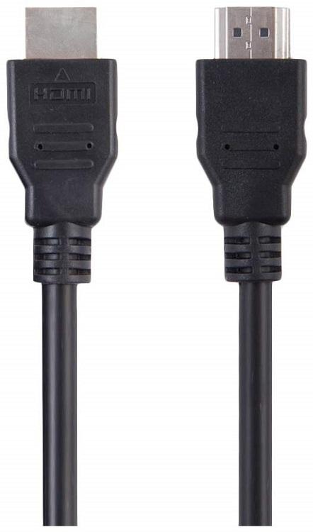 Кабель HDMI Belsis BW1428, v.2.0,3 м, черный кабели belsis кабель hdmi hdmi 1 м