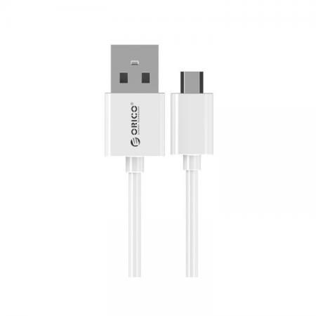 Кабель USB 2.0 AM-microUSB2.0 0.5м Orico ADC-05 белый