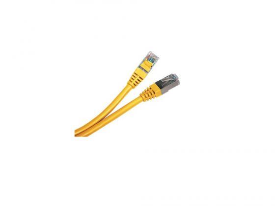 Патч-корд 5E категории Neomax UTP 1м желтый NM13001010YL