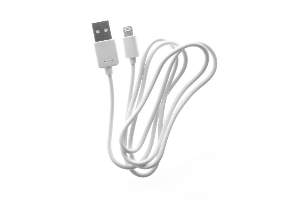 Кабель USB OLTO ACCZ-5015 White USB - Lightning аксессуар usams us sj014 lightning micro usb 2 0 f white