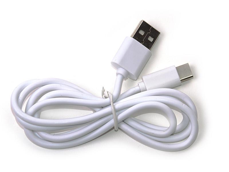 цена на Кабель USB TYPE-C OLTO ACCZ-7015 White USB -Type C; Длина: 1м