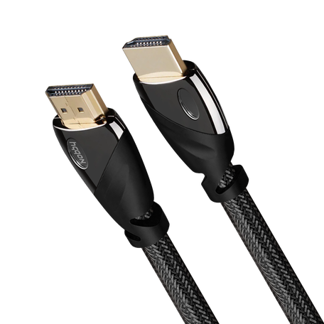 Кабель HDMI-HDMI Nobby Expert v2.0, 1 м., NBE-HC-10-01