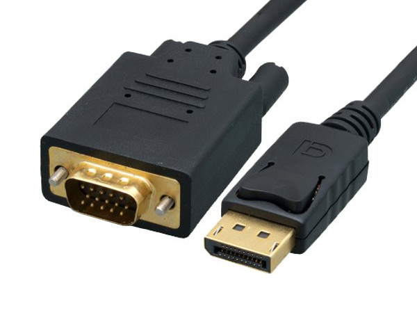 Cablexpert кабель displayport-vga, 3м,