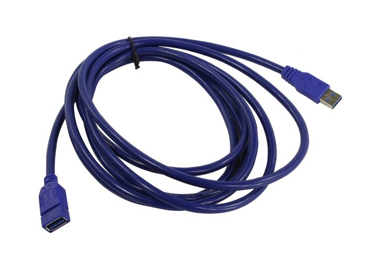 Фото - Кабель удлинительный USB3.0 Am-Af Telecom TUS706-3M 3 м standard usb 3 0 a male am to usb 3 0 a female af usb3 0 extension cable 0 3 m 0 6 m 1 m 1 5 m 1 8m 3m 1ft 2ft 3ft 5ft 6ft 10ft