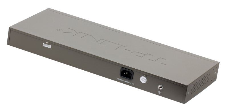 Коммутатор TP-LINK TL-SG1024 24-портовый гигабитный монтируемый в стойку коммутатор
